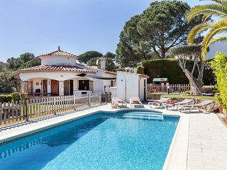 4 bedroom Villa in Sant Antoni de Calonge, Catalonia, Spain : ref 5609303