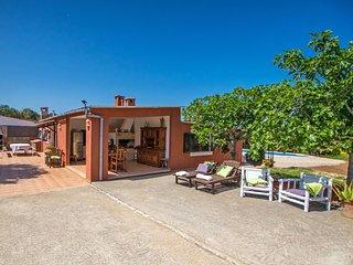3 bedroom Villa in Can Picafort, Balearic Islands, Spain : ref 5537791