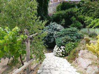 Casa Ricard, Sta. Maria de Llorell, preciosas vistas al mar, jardin grande