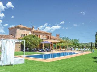 5 bedroom Villa in Santa Margalida, Balearic Islands, Spain : ref 5566537