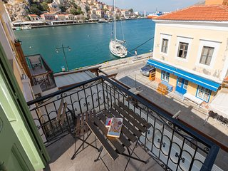 Elena Apartment 3 in Symi