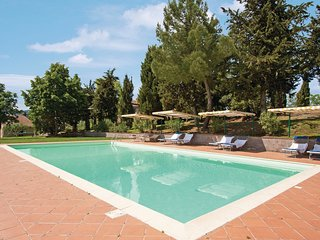 4 bedroom Apartment in Monteguidi, Tuscany, Italy : ref 5566902