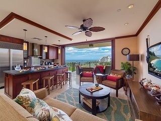 8th Floor Ocean Views in Ko Olina! Free Wifi, Parking, Pool, Beach!