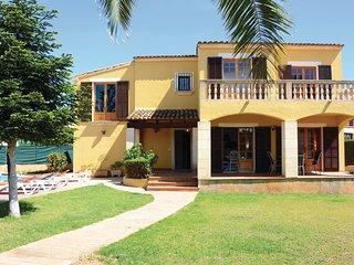 3 bedroom Villa in Sa Coma, Balearic Islands, Spain : ref 5566547
