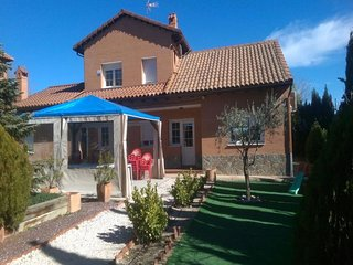 5 bedroom Villa in Sesena Nuevo, Castille-La Mancha, Spain : ref 5312072