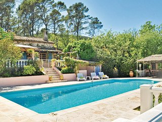 3 bedroom Villa in Le Thoronet, Provence-Alpes-Cote d'Azur, France : ref 5565575