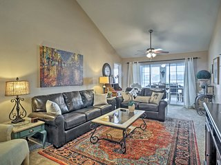 NEW! Branson Penthouse near 76 Strip & Outlet Mall