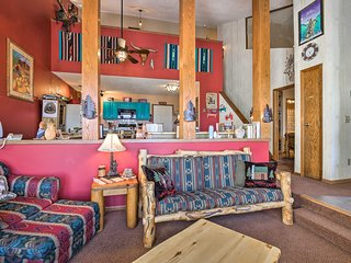 NEW! Ski-In/Ski-Out Granby Ranch Condo w/ Loft!