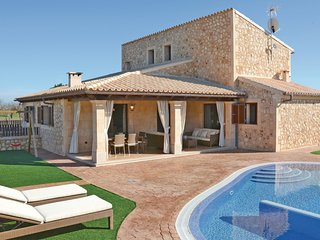 4 bedroom Villa in Buger, Balearic Islands, Spain : ref 5523192