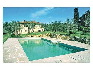 4 bedroom Villa in La Fornace, Tuscany, Italy : ref 5523505