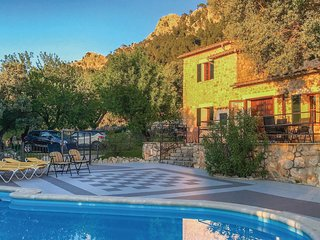 3 bedroom Villa in Estellencs, Balearic Islands, Spain : ref 5566553