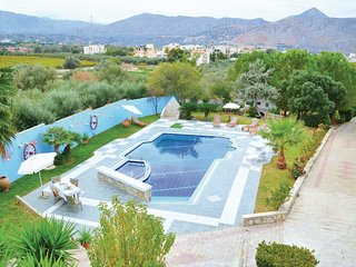 4 bedroom Villa in Kollyvas, Crete, Greece - 5565834