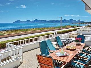 5 bedroom Villa in Can Picafort, Balearic Islands, Spain : ref 5523185