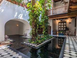 Amazing 4 bedroom Home Situated in Cartagena's Old City
