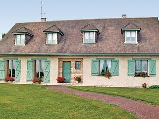 4 bedroom Villa in Lessay, Normandy, France : ref 5571313