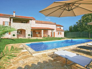 4 bedroom Villa in Jurićev Kal, Istria, Croatia : ref 5520495
