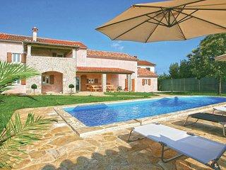 4 bedroom Villa in Juricev Kal, Istria, Croatia : ref 5520495