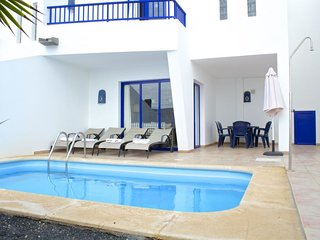 3 bedroom Villa in Playa Blanca, Canary Islands, Spain : ref 5059515