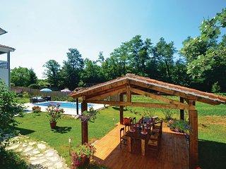 4 bedroom Villa in Cubanici, Istria, Croatia : ref 5520403