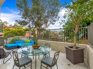 2 Bdrm 2 Bath 2 Patios - Condo Neighboring Balboa Park - Great long term rental!