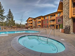 NEW! Ski-in-Ski-out-Slopeside Resort Condo at Mammoth Mountain Lakes, CA