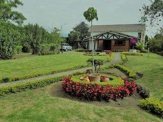 Hermosa casa campestre en Cajica  privada con empleada incluida