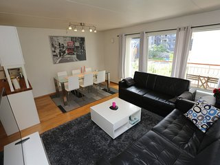 Apartment in the center of Oslo with Internet, Lift, Parking, Garden (907799)