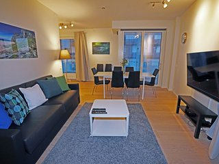 Apartment in the center of Oslo with Internet, Lift, Parking, Balcony (737702)
