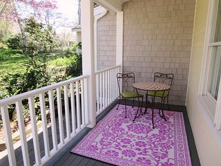 Front porch 21 Beechwood Road Centerville Cape Cod New England Vacation Rentals