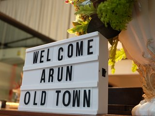 Arun Old Town located in the charming old Town area, offers authentic experience