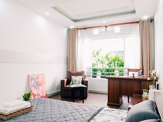 Magari Homestay | Bright and Airy Room | Central of District 1 Ho Chi Minh City