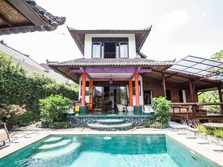 Villa Cinta, Secluded & Family Friendly Villa in Ubud, Bali