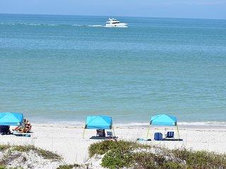 Luxury Beachfront Villas beside the #1 Beach in USA