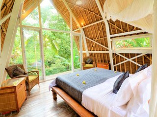 Unique Honeymoon villa in Ubud