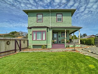 'Bella Rose' Lovely Eureka Home - Near Redwoods!