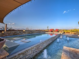 NEW-Phoenix Home w/Entertainment Deck & Mtn Views!