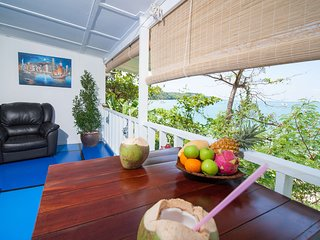 Chill Bungalow on the Beach in Panwa, Phuket