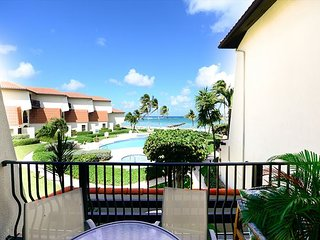 Fully Renovated, 2 bed, 3 bath, Beachfront Paradise w/ pool