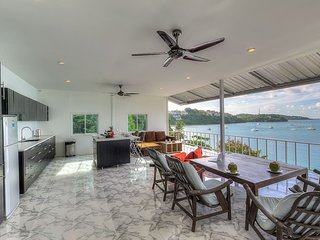 Beach House with Panoramic Views in Panwa, Phuket