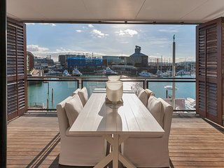 One Bedroom Serviced Apartment in Viaduct Harbour Auckland