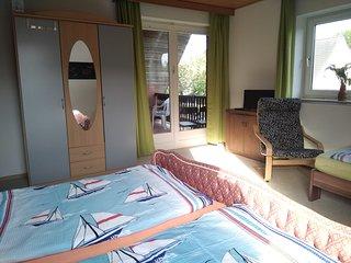 Room No. 4 in Monteurwohnung Borken