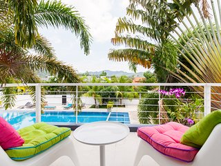 Kamala 36A Townhouse 2 bedroom with pool view.