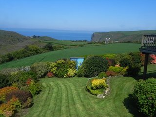 Hazeldene - Crackington Haven stunning seaviews