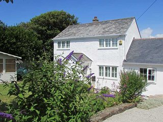 Rowan Cottage - detached house sleeps 6 Crantock