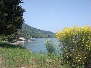 villa petriti Corfu