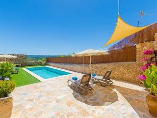 CASA DES SOL - Villa for 7 people in Buger