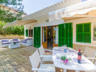 SA MARINETA - Chalet for 4 people in Son Serra de Marina