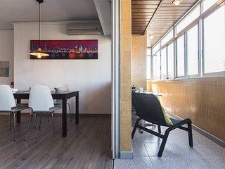 Newly renovated apartment near Marina - BIKES