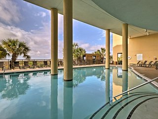 NEW-Upscale Dauphin Island Condo -Resort Amenities