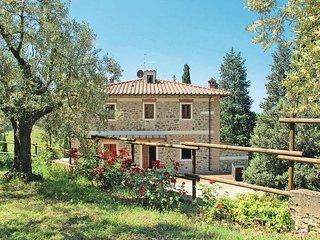 8 bedroom Villa in Bagno a Ripoli, Tuscany, Italy : ref 5446880